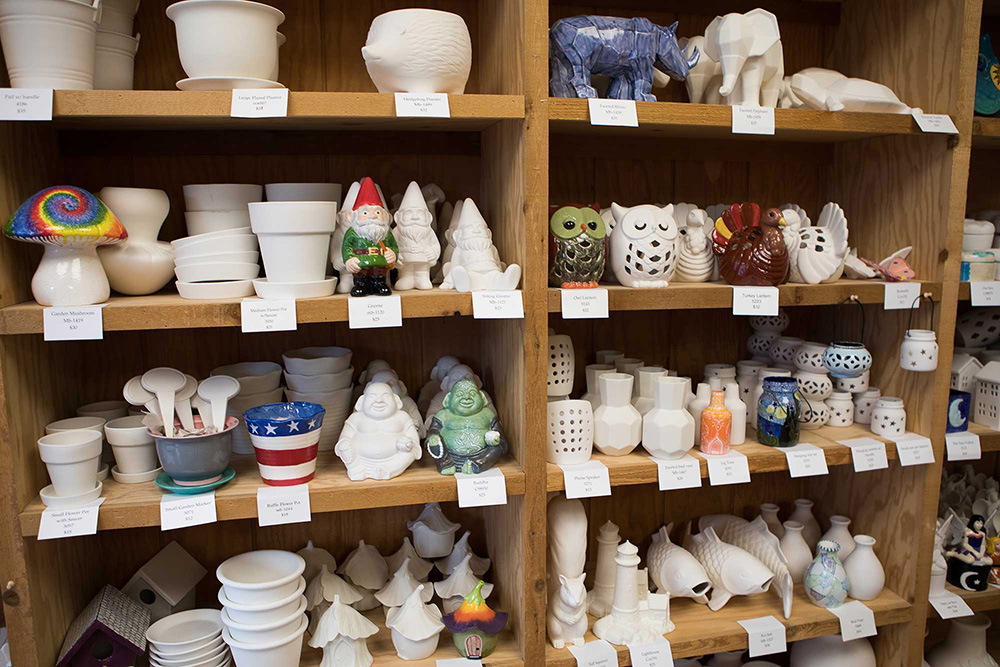 Pottery Hollow – Painting & More – Join us for an enchanting